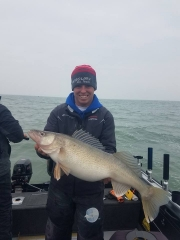 Blue Dolphin Walleye Charter Services