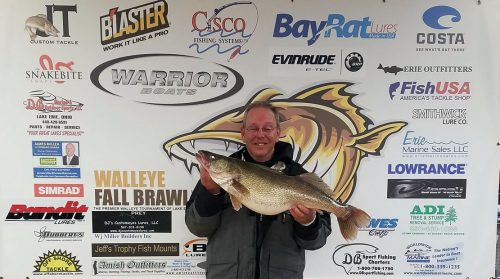 Fall Brawl Big Fish - Team Zart