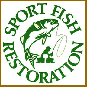 We Support Sport Fish Restoration
