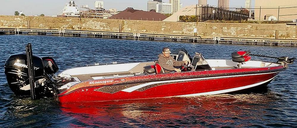 Ranger 622FS Pro Fisherman - Lake Erie Walleye
