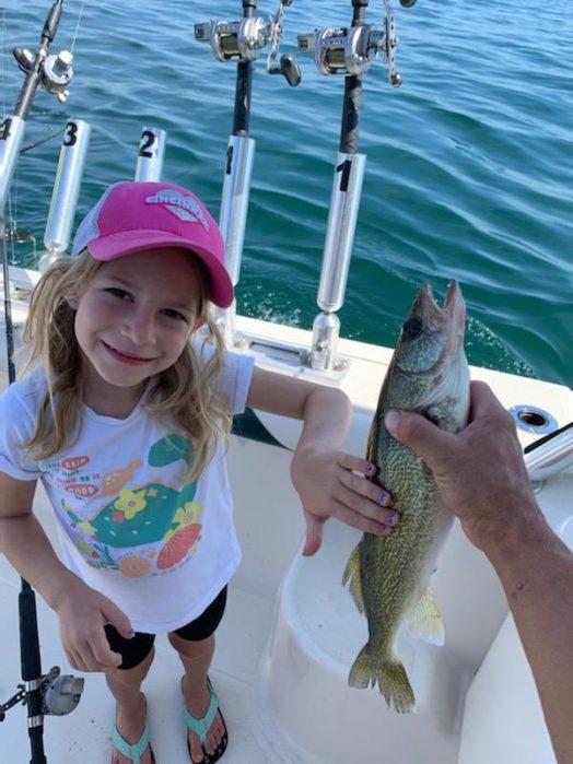 Lake Erie Walleye Fishing Report